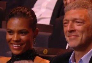 Vincent Cassel et sa femme
